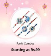 Rakhi Combo Offer at Shopclues | Price starts at Rs.99 only