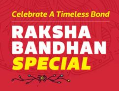 Rakshabandhan Special Offer 2018 on Flipkart