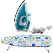 Steam Iron With Iron Board from Tefal at Shop CJ online shopping at Rs.1,299