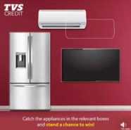 Win Gift Vouchers from TVS Credit