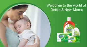 Get free samples of Dettol and Mom kit | Just pay shipping charge